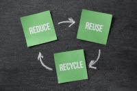 遺品処理のリサイクルのイメージ